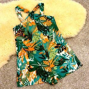Zara Romper Dress